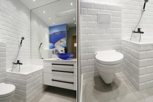 Tak urządzisz małą łazienkę! [porady i zdjęcia]