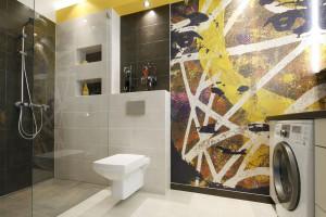 Fototapeta w łazience: tak wygląda w polskich domach