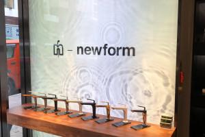 Newform otworzył nowy showroom na przedmieściach Hongkongu