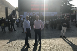 [Fotorelacja] Prezentujemy najnowsze trendy wzornicze prosto z Cersaie 2018