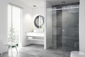 Szkło w łazience: zobacz nowoczesne kabiny i eleganckie lustra!