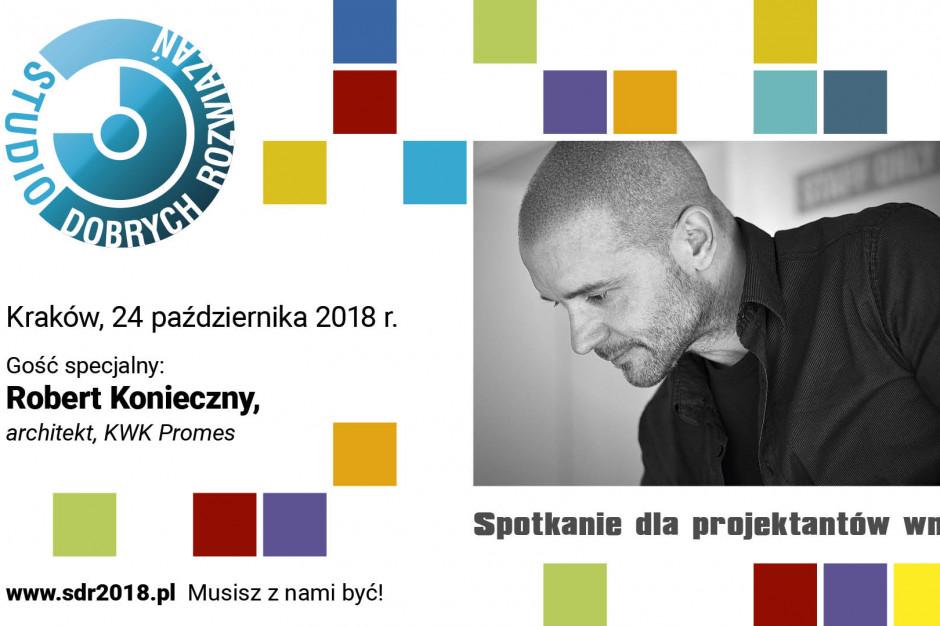 Robert Konieczny gościem specjalnym SDR w Krakowie