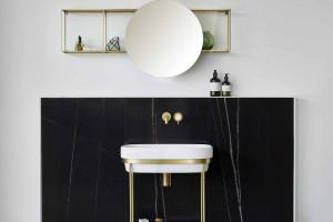 Zobacz niebanalne kolekcje łazienkowe od Ex.t prosto z Salone del Mobile