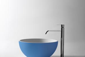 Kolor w łazience: barwne i designerskie wyposażenie