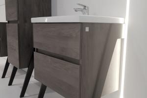 Zobacz kolekcje mebli łazienkowych marki Defra na Cersaie