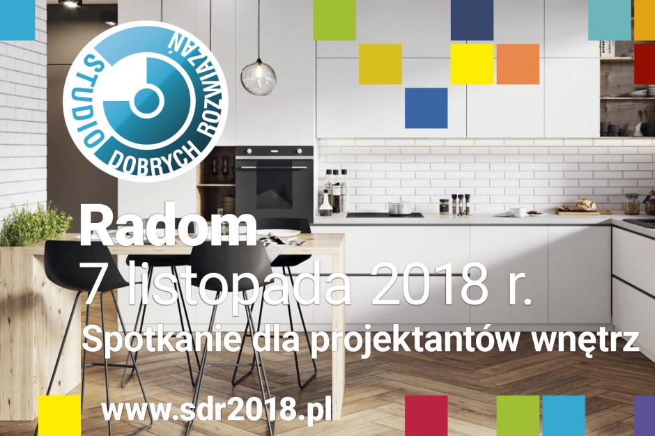 [SDR] Zapraszamy projektantów wnętrz do Radomia
