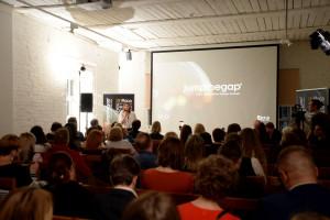 Inauguracja 8. edycji Roca jumpthegap w Moskwie