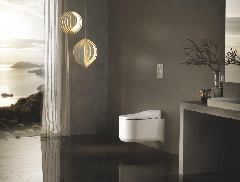 Produkty Toaleta Myjąca Sensia Arena Od Grohe łazienkapl
