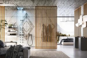Salon kąpielowy: wybierz baterie prysznicowe wellness