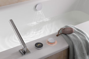 Kąpiel w stylu smart: nowoczesna armatura do łazienek