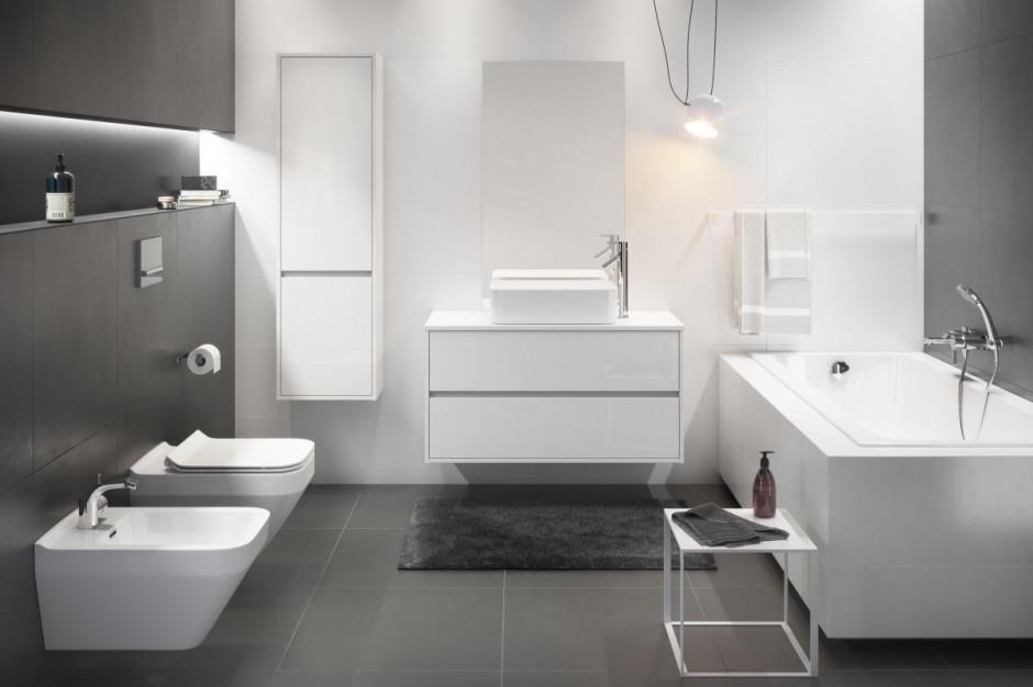 Minimalistyczna łazienka: tak ją urządzisz!