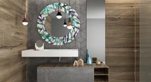 Lustro łazienkowe: 3 nowoczesne modele