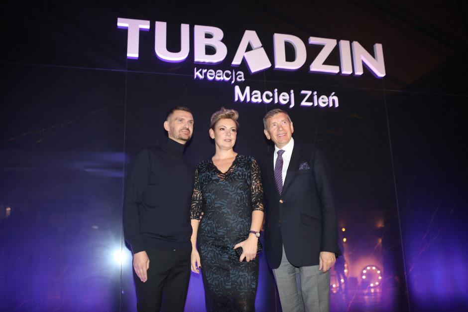 Tubądzin wśród gwiazd na pokazie Macieja Zienia