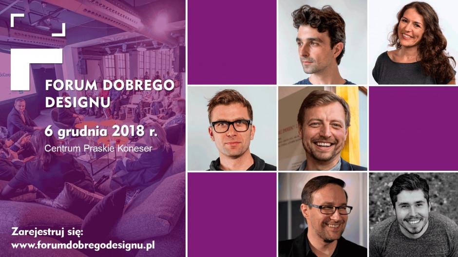 Koniec kultury jednorazowych opakowań? O designie zrównoważonym na sesji inaugurującej FDD 2018