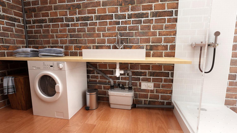 Sanispeed SFA pralnia pompa do wody. Fot. SFA