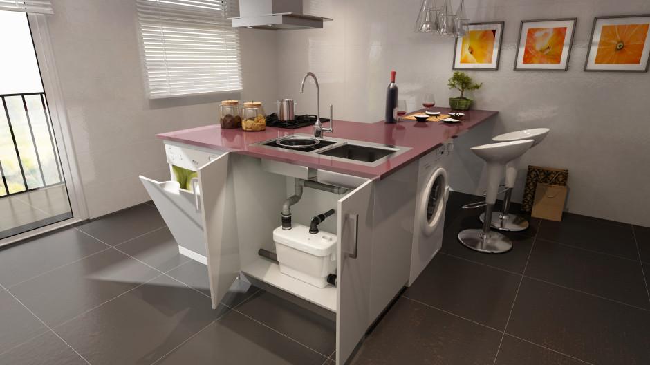 Rozwiązania sanitarne w pomieszczeniach bez kanalizacji