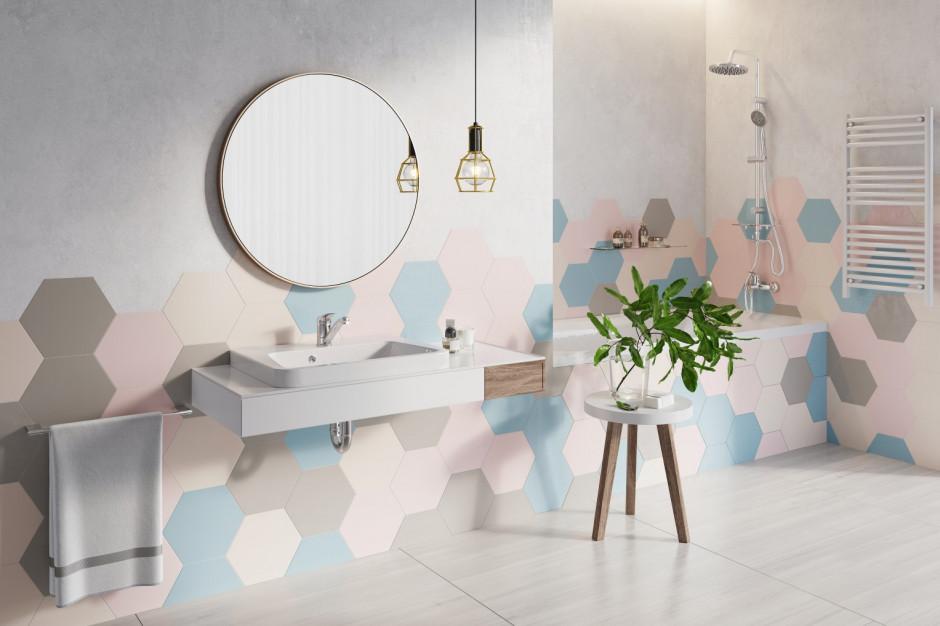 4 pomysły na strefę umywalki (każdy w innym stylu)