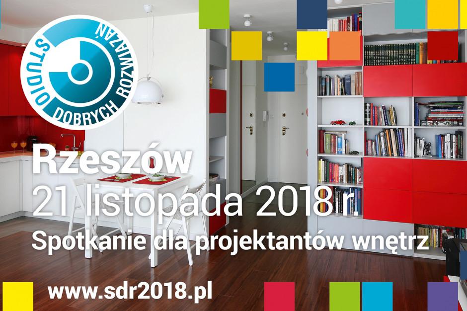 Studio Dobrych Rozwiązań w Rzeszowie - to już 21 listopada