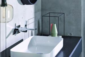 5 modeli prostokątnych umywalek
