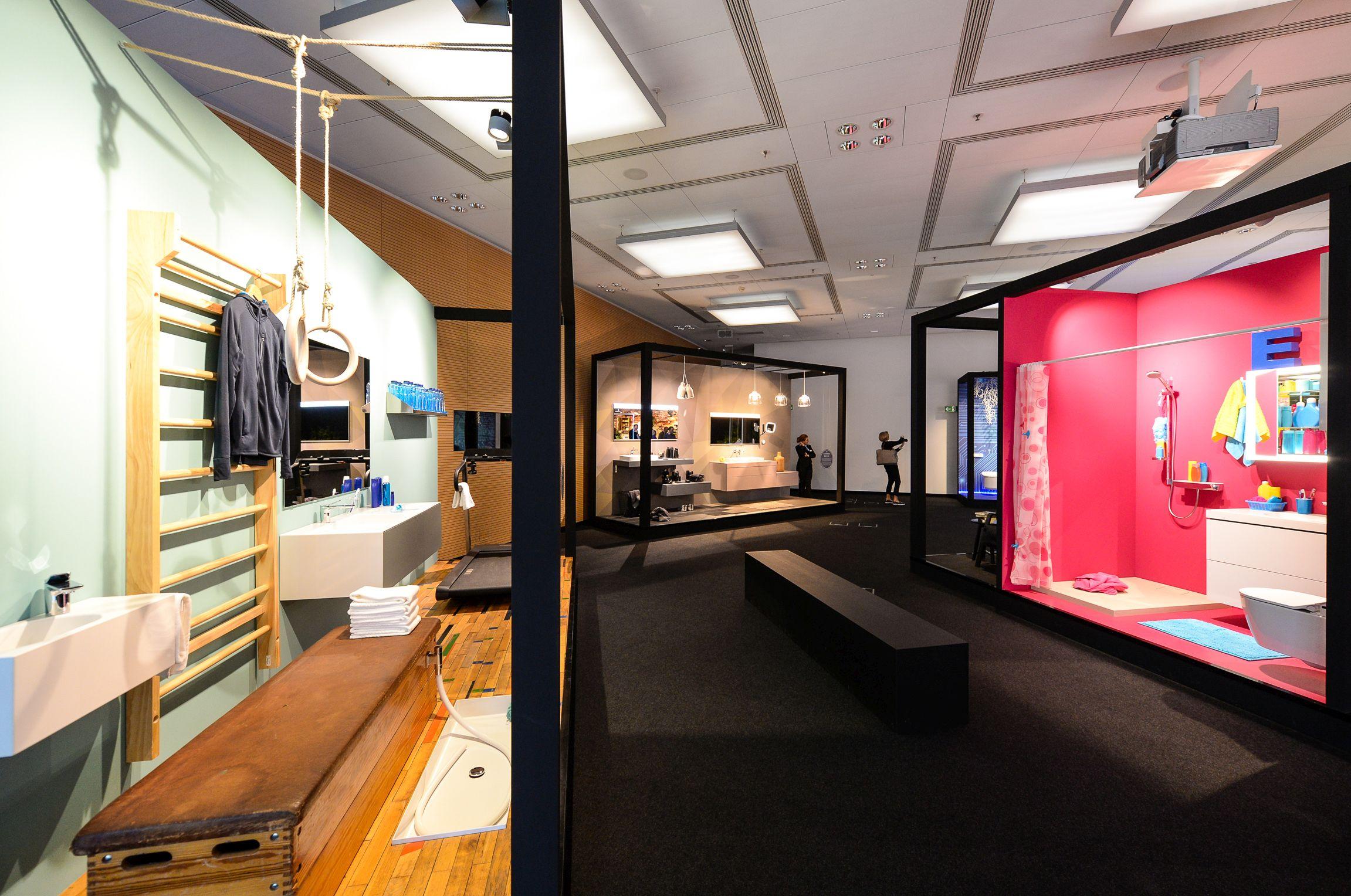 Na frankfurckich targach ISH 2019 powstaje eksperymentalny salon wystawienniczy