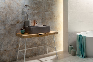 Wabi-sabi: urządź łazienkę w japońskim duchu