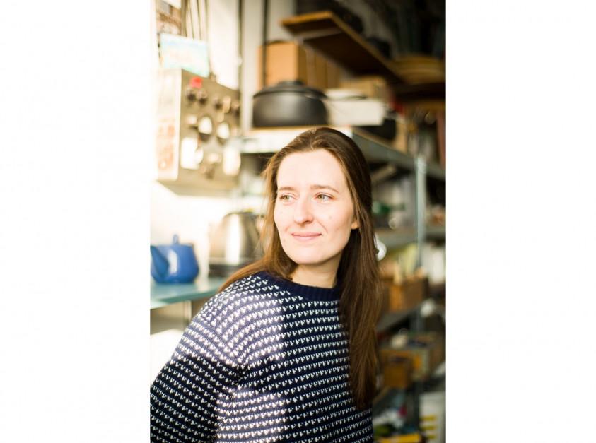 [FDD 2018] Zobacz projekty ceramiki użytkowej Iriny Grishin