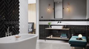 Mały format, duży efekt - urządzamy łazienkę z małymi płytkami