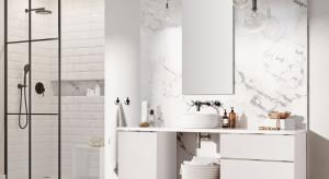 Meble łazienkowe: zobacz nowoczesną kolekcję