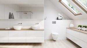 Kolekcja mebli łazienkowych Moduo od Cersanit