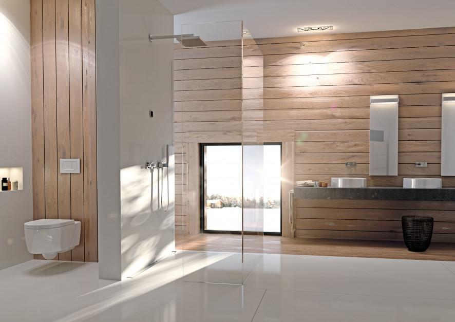 Uniwersalność i prostota montażu stelaży podtynkowych w łazience