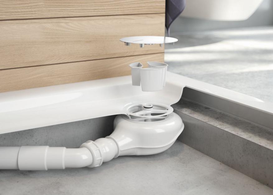 Funkcjonalna łazienka - tylko z dobrym syfonem!