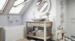 Architekt radzi: jak urządzić łazienkę na poddaszu?