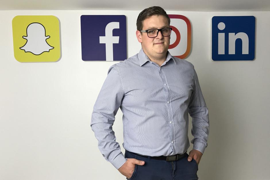 Mateusz Krawczyk, Head od Social Media z agencji Famebox radzi jak zaistnieć w social media