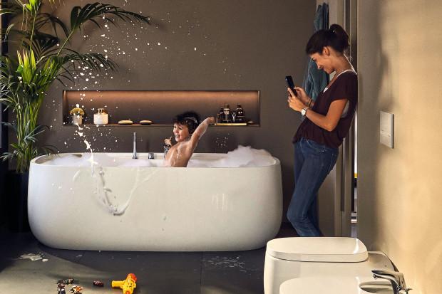 Łazienka dla rodziny - architekt radzi jak urządzić