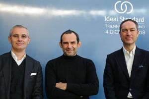 Ideal Standard rozpoczyna współpracę ze słynnym studiem Palomba Serafini