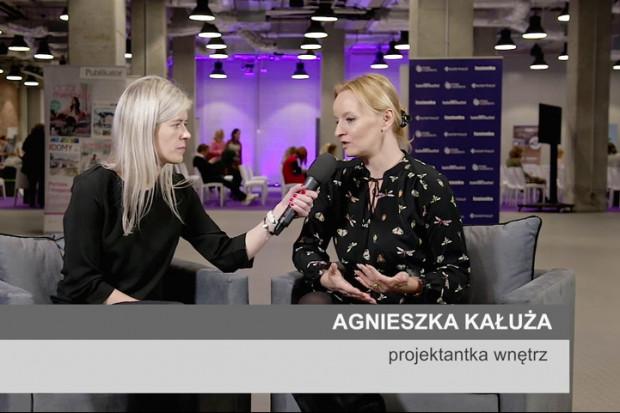 [FDD 2018] Agnieszka Kałuża mówi o roli oświetlenia w nowoczesnych wnętrzach