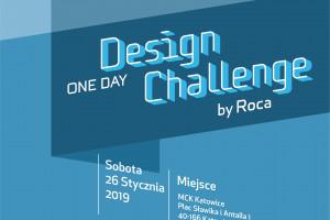 """2. edycja """"Roca One Day Design Challenge"""" odbędzie się na 4 Design Days"""