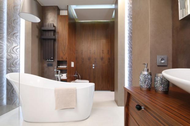 Domowy salon kąpielowy: zobacz gotowy projekt