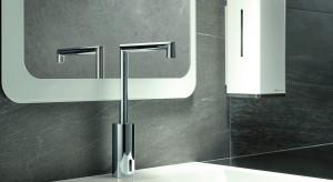 Nowoczesna łazienka: postaw na bezdotykowe baterie