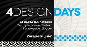 Ruszyła rejestracja na 4 Design Days 2019! Zapraszamy!