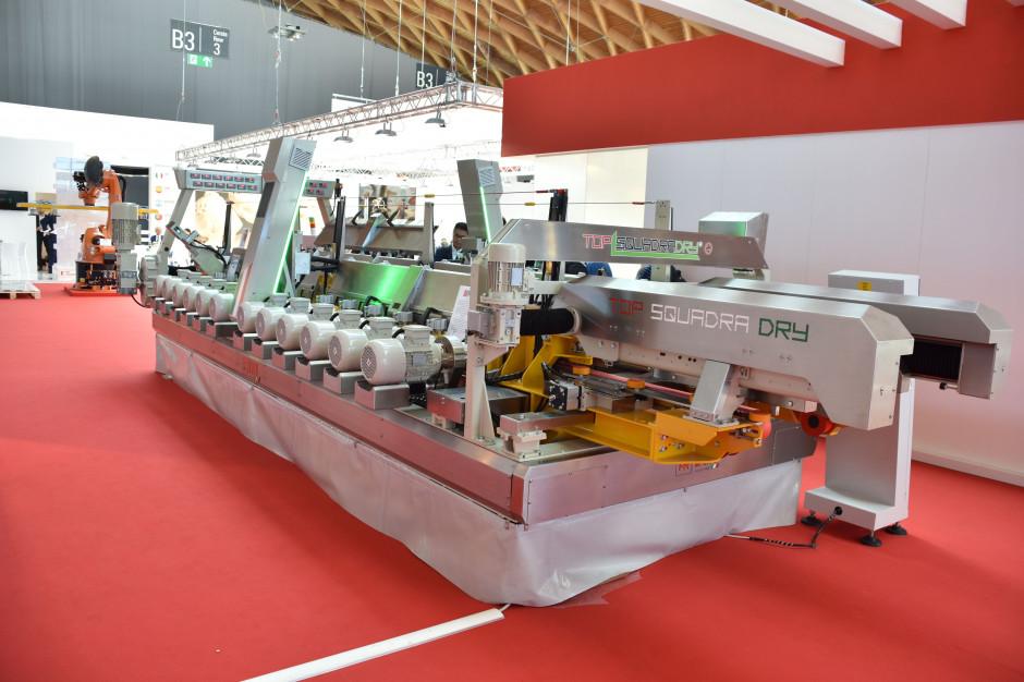 Produkcja płytek 4.0: pełna automatyzacja w technologii Dry Squaring