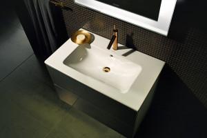 Minimalizm w łazience: poznaj serię znanego projektanta