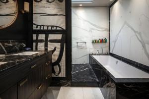 Naturalne trendy we wzornictwie płytek łazienkowych