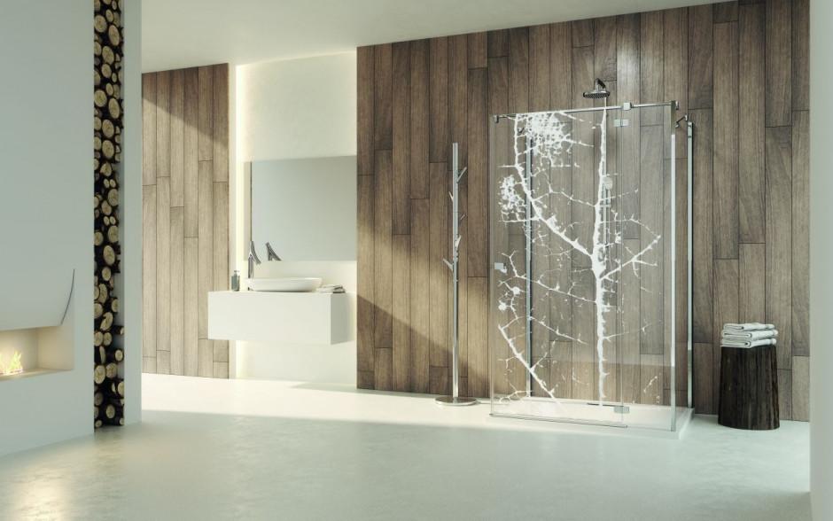 Szkło w kabinie prysznicowej – trendy i zastosowanie