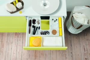 Przechowywanie w łazience: poznaj praktyczne sposoby