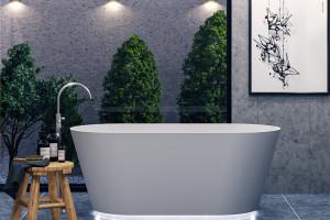 Trendy 2019: te kolory będą modne w łazienkach!