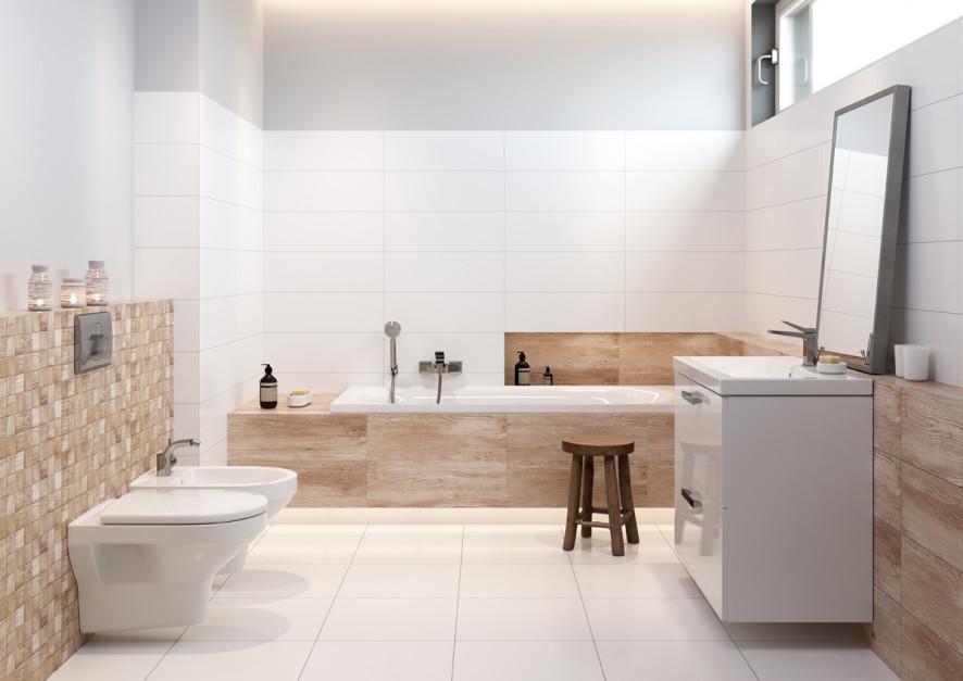 Aranżujemy Płytki Jak Drewno 12 Kolekcji Do łazienek