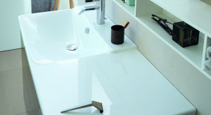 Funkcjonalna łazienka: praktyczne wielofunkcyjne wyposażenie