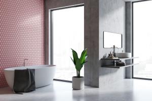 Kolor w łazience: mozaiki w najmodniejszych barwach
