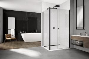 Kabiny prysznicowe: zobacz modne modele